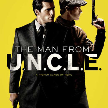 The Man From U.N.C.L.E. 11x17 Movie Poster (2015)