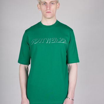 Green Holographic Logo T-Shirt