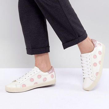 Essentiel Antwerp Spot Sneakers at asos.com