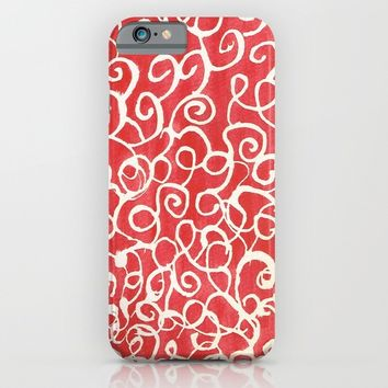 Holiday Wrapping iPhone & iPod Case by Rosie Brown | Society6