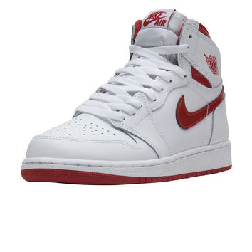JORDAN Retro1 High OG Sneaker - White | Jimmy Jazz - 575441-103
