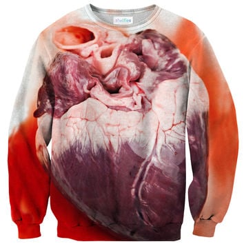 Cardiac Mess Sweater