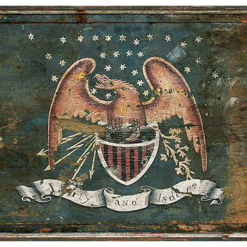 "23"" Liberty Eagle Sign, Signs"