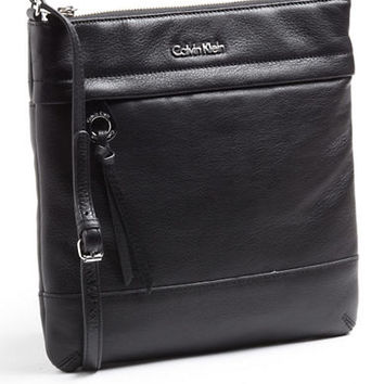 Calvin Klein Top Zip Crossbody Bag