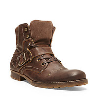 Steve Madden - GIVINN BROWN LEATHER