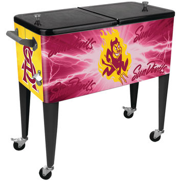 SAINTY 29-806 Arizona State University(R) 80-Quart Patio Cooler