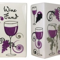 Wine Fund Money Change Bank