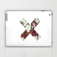 The XX Palm Trees Laptop & iPad Skin by productoslocos | Society6