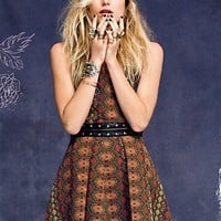 Free People FP New Romantics Santa Anna Fit N Flare