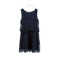 CROCHET DRESS - Dresses - Girl - Kids - ZARA United States