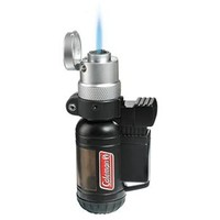 Coleman Black Piston Wind Resistant Lighter