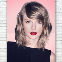 Taylor Swift Art Print Poster