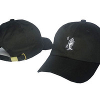 Black Drake 6 God Balseball Cap