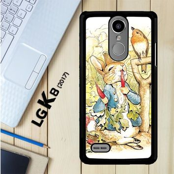 Beatrix Potter Peter Rabbit V1584 LG K8 2017 / LG Aristo / LG Risio 2 / LG Fortune / LG Phoenix 3 Case