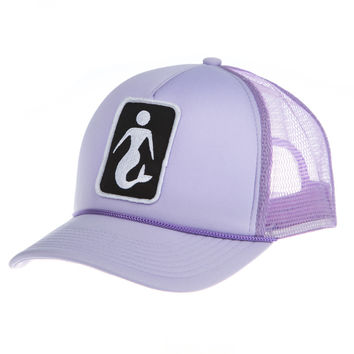 FIN Made - Mermaid Snapback | Lilac