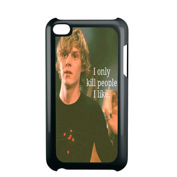 Tate Langdon American Horror Story Ipod 4 Case