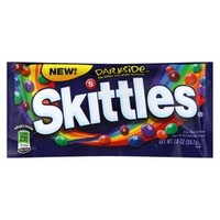 Skittles Darkside Fruit Candy 2 oz