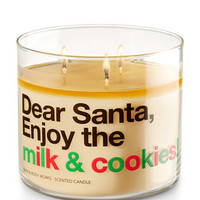 MERRY COOKIE3-Wick Candle