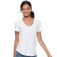 Juniors' SO® Perfect Tee | null