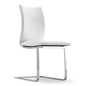 Swing Cantilever Side Chair by Tonon