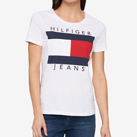 Tommy Hilfiger Cotton Logo T-Shirt, Created for Macy's | macys.com
