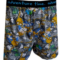 Adventure Time Character Collection Boxer Shorts
