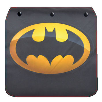 Batman Logo Glow Flap for Messenger Bag