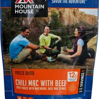 Mountain House Chili Mac With Beef - 2.5 Servings