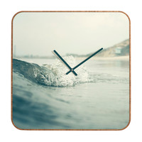 Bree Madden Ocean Wave Custom Clock