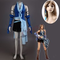 Athemis    Women  Dress  Final  Fantasy  Lenne  Halloween
