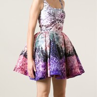 Mary Katrantzou Printed Sleeveless Dress - Concept Store Smets - Farfetch.com