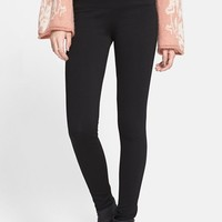 Jolt High Waist Knit Leggings (Juniors) | Nordstrom