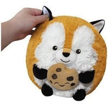 Squishable Mini Fox Holding a Cookie 7""