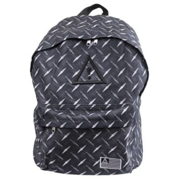 Diamond Print Backpack | Flosstradamus | Online Store, Apparel, Merchandise & More