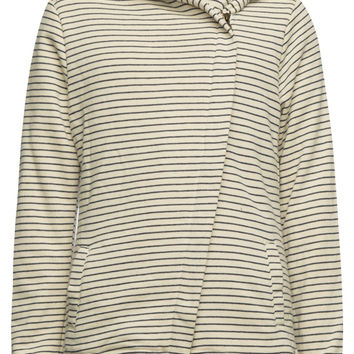 O'neill Tally Girls Sherpa Hoodie Cream Combo  In Sizes