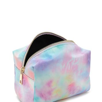 Watercolor Makeup Bag