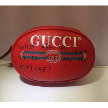 Gucci Trending Waist Bag Pockets Bag