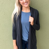 Caitlyn Cardigan - Black