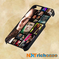 the hunger games collage For iPhone, iPod, iPad and Samsung Galaxy Case