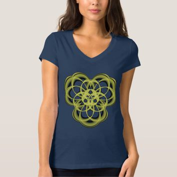 Women's Bella+Canvas Jersey V-Neck Sacred T-Shirt