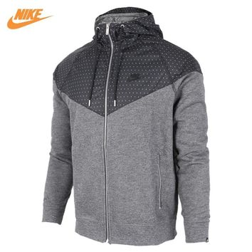 Authentic Nike Men's Coat Spring New Windproof Jacket Windrunner Training 832147-032
