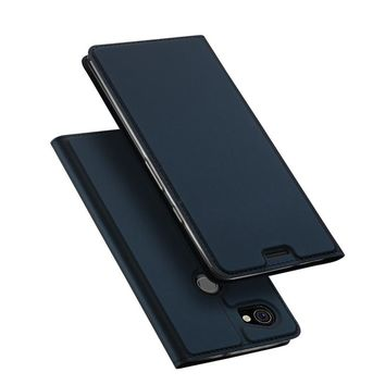 Luxury flip leather case for Google Pixel 2 XL Pixel2 XL for Google Pixel 2 wallet cover Case fundas with Magnet Etui>