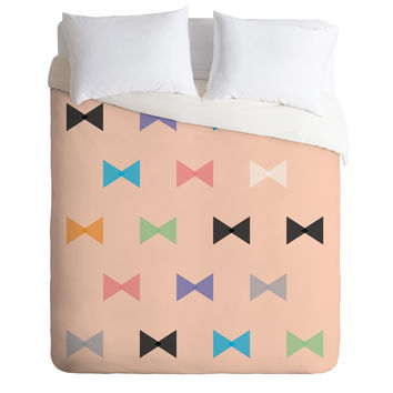 Gabi Tied Up Duvet Cover
