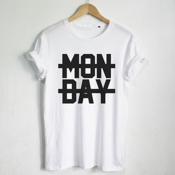 MONDAY Crossed shirt Niall Horan T-shirt Fashion Hipster Unisex  tshirt tumblr Pinterest