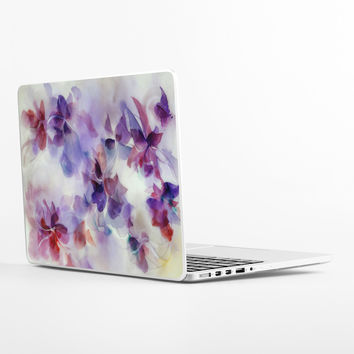 Floral Study One Laptop Skin