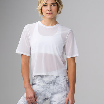 Chase Me Short Sleeve | Women's Short Sleeve Tops | lululemon athletica