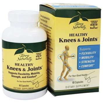 EuroPharma - Terry Naturally Healthy Knees & Joints - 60 Capsules