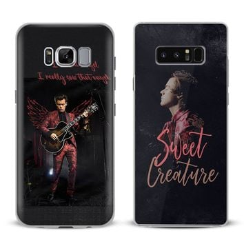 Harry Styles Coque Phone Case For Samsung Galaxy S4 S5 S6 S7 Edge S8 S9 Plus Note 8 2 3 4 5 A5 A7 J5 2016 J7 2017 Cover Shell