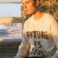 BDG Future Pullover Sweatshirt - Urban Outfitters