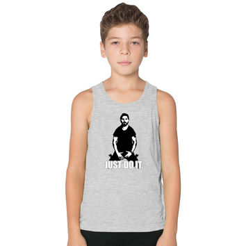 Just Do It Shia Labeouf Kids Tank Top